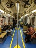Поезд ностальгии Стоковые Фото