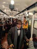Поезд ностальгии Стоковое Фото