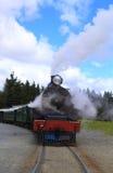 Поезд пара стоковое изображение