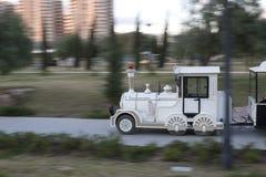 поезд парка Стоковая Фотография