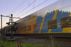 поезд привидения Стоковое Изображение RF