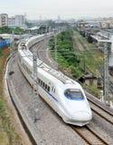 поезд пули Стоковое Фото