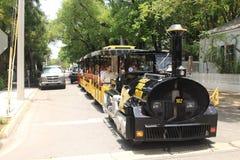 поезд путешествия ключа florida раковины западный Стоковое фото RF