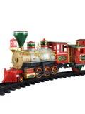 поезд рождества Стоковая Фотография