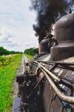 поезд сахара clara santa туристский Стоковое фото RF