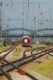 поезд системы Стоковые Изображения RF