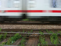 поезд скорости Стоковое фото RF