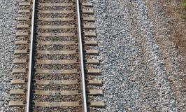 поезд следов Стоковые Фотографии RF