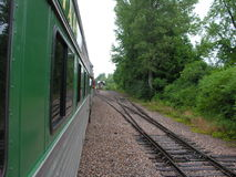 поезд следов стоковые фото