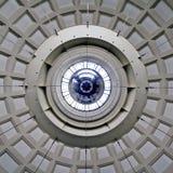 поезд станции потолка Стоковое Изображение RF
