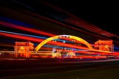поезд станции phog бегства hua Стоковые Изображения RF