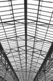 поезд станции waverly Стоковые Изображения RF