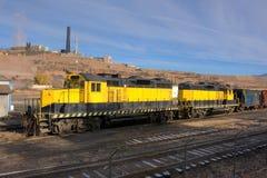 поезд штуфа Стоковое Изображение RF