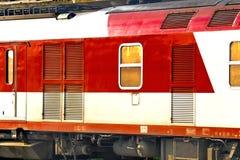 поезд экипажа стоковая фотография rf