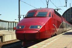 поезд 06 Стоковые Изображения