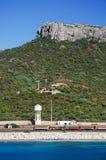 поезд 2 морей Стоковые Изображения RF