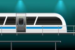 поезд иллюстрация вектора