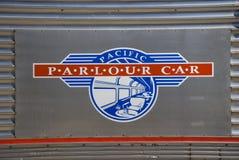 поезд amtrak Стоковое Изображение RF