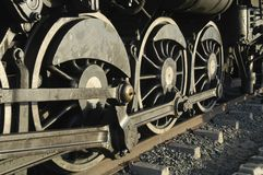 поезд swakopmund пара Намибии Стоковое Изображение RF