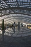поезд t3 станции Пекин Стоковое Фото