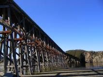 Поезд Tressel Стоковые Фотографии RF