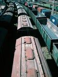 поезда Стоковое фото RF