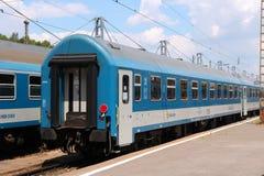 Поезд Венгрии MAV Стоковые Фото
