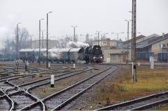 Поезд Гарри. Стоковые Изображения RF