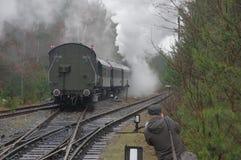 Поезд Гарри. стоковое фото