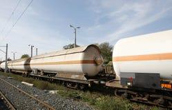 Поезд груза Стоковые Изображения RF