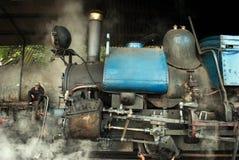 Поезд игрушки Darjeeling Стоковое Изображение RF