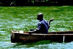 Поездка на рыбалку Стоковое фото RF