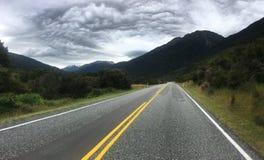 Поездка Новой Зеландии Стоковые Изображения RF