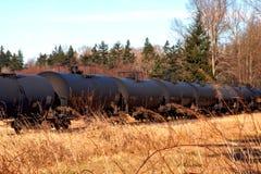 Поезд масла Стоковые Фотографии RF