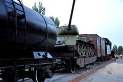 Поезд победы Стоковая Фотография RF