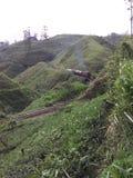 Поезд Шри-Ланка Стоковое фото RF
