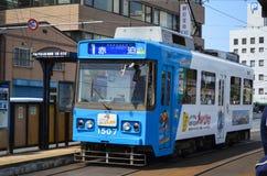Поезд Японии Стоковые Изображения