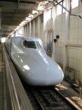 Поезд японца Стоковая Фотография