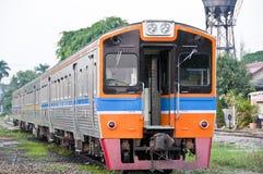 Поезд. Стоковая Фотография RF