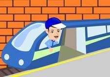 Поезд Стоковые Фото