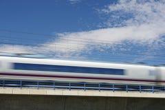 Поезд AVE Стоковые Фотографии RF
