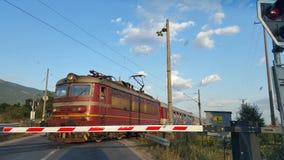 Поезд, Chelopech Стоковая Фотография RF