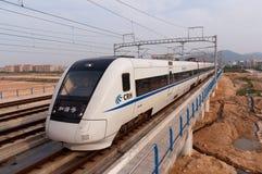 поезд crh Стоковые Изображения RF