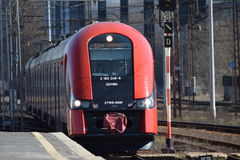 Поезд SKM Стоковое Фото