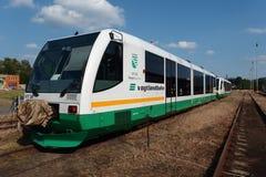 Поезд Trilex Стоковое Изображение RF