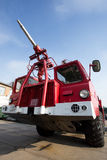 Пожарная машина авиапорта Стоковая Фотография RF