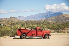 Пожарная машина на спешке Стоковые Изображения RF