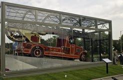 Пожарная машина Нормы Стоковое фото RF