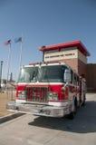 Пожарная машина Оклахомаа-Сити Стоковые Фотографии RF