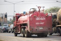 Пожарная машина организации Subdistrict Nongjom административной Стоковое Изображение